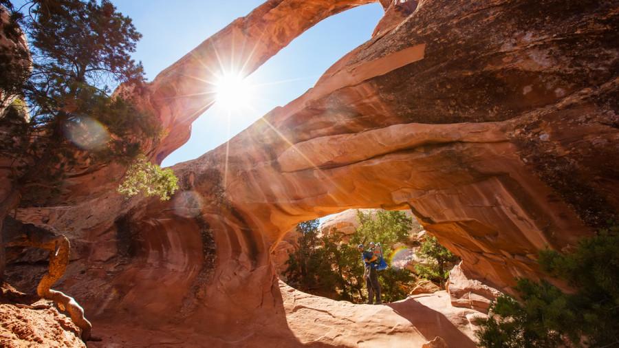 L'Utah en trois parcs nationaux