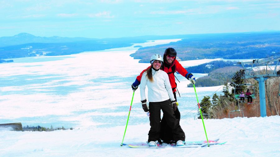 Brunch, ski et après-ski : Owl's Head