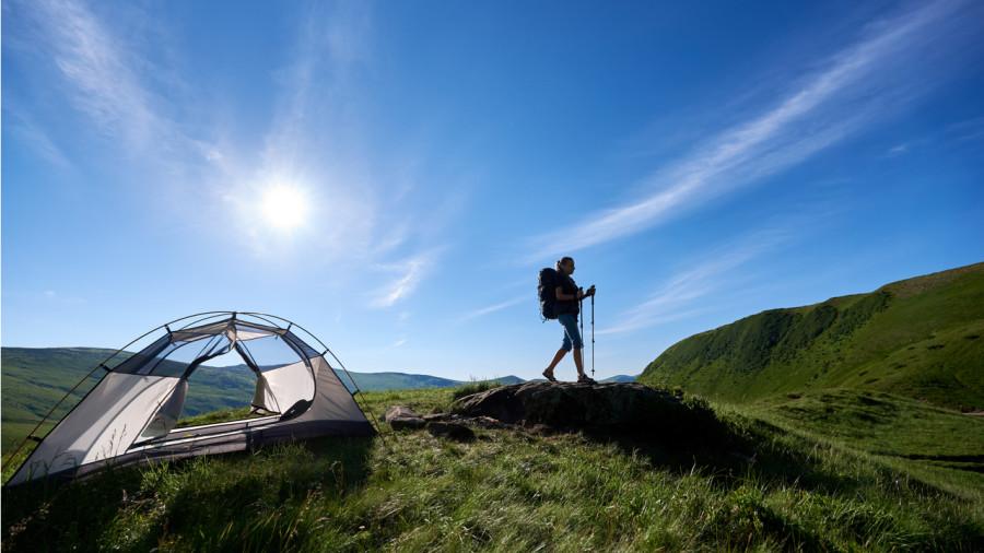 Guide d'achat : 11 abris ultralégers pour nomades actifs