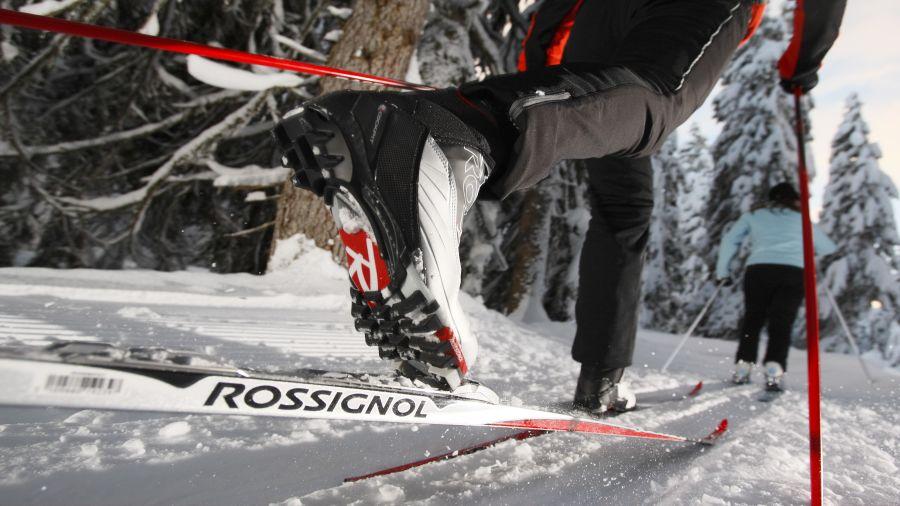 Centre de ski de fond Richmond-Melbourne : Un grand classique