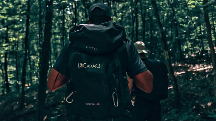 Une entreprise pour louer son matériel de camping et de randonnée