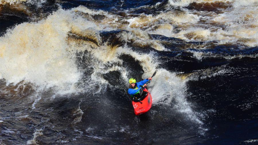 Le Québec, paradis de l'eau vive