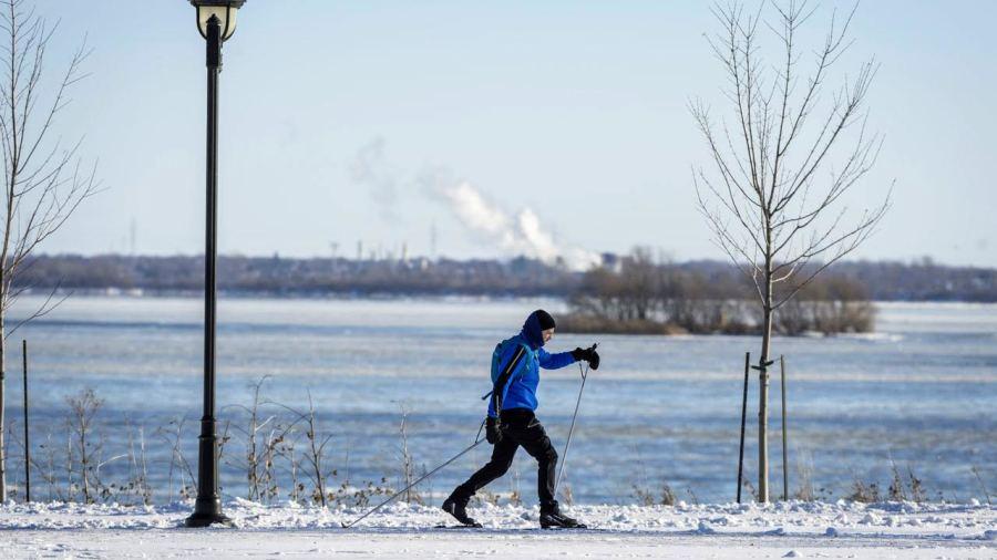 10 destinations de ski de fond à Montréal et dans sa région