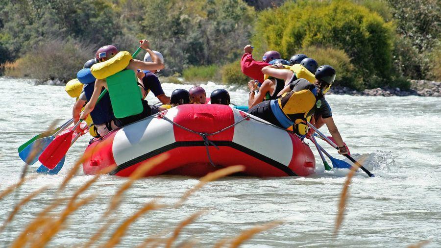Montréal : Rafting aux rapides de Lachine