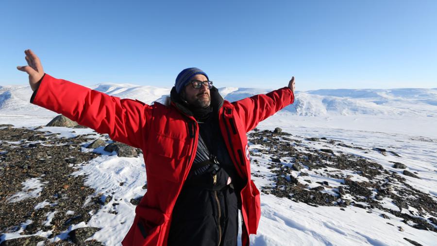 Oser le Nunavik en hiver