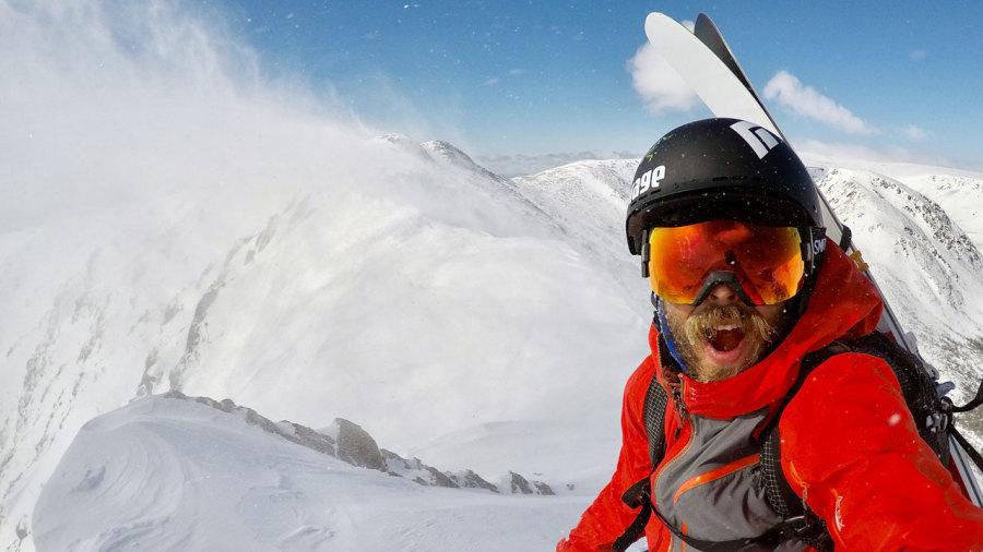 Félix-Savard Côté : du ski hors-piste 137 jours par an