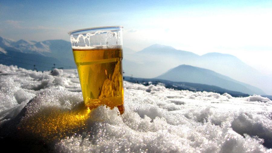 Accords bières et randos dans le nord-est des États-Unis