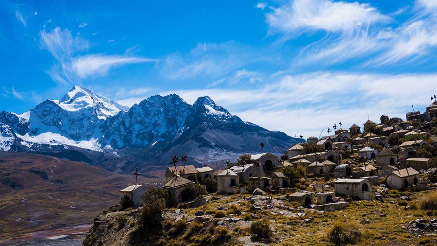 Lydiane autour du monde : Cartes postales de Bolivie 1/3