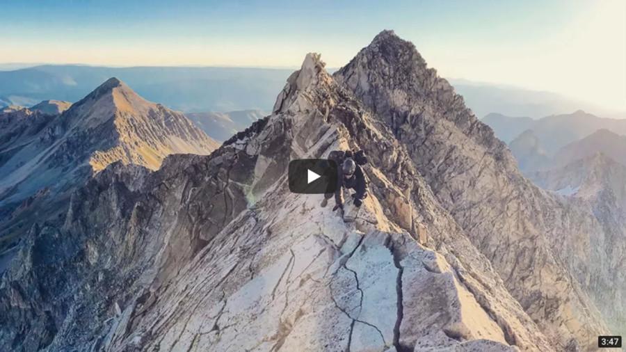 Vidéos : 5 randos vertigineuses en Amérique du Nord