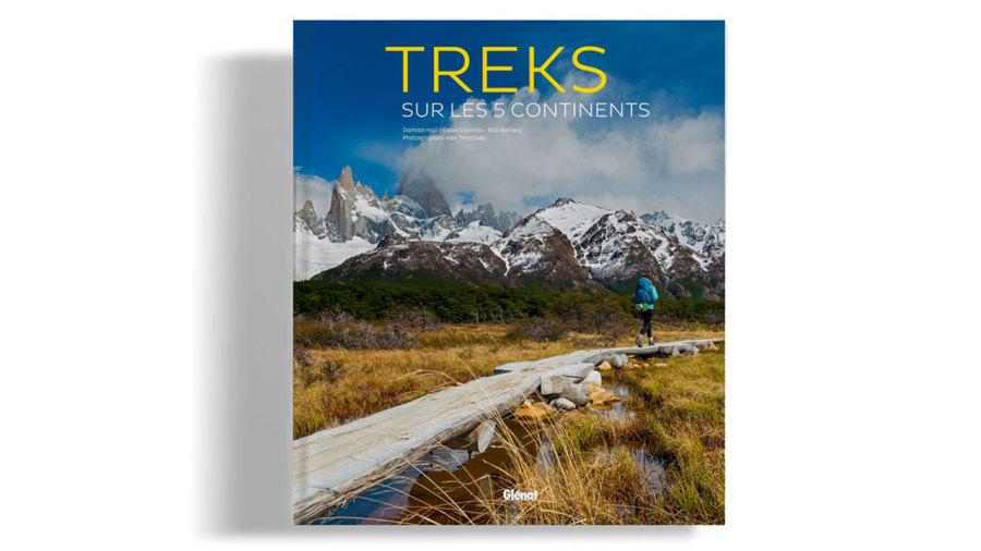 Livre : Trek sur les 5 continents