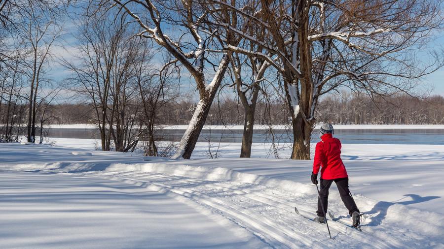 Où faire du ski de fond à Montréal ?
