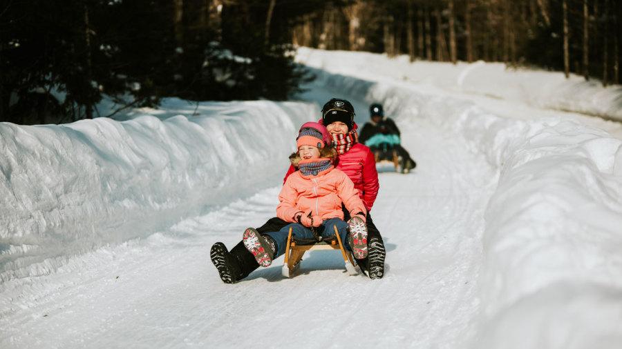 Où tester la luge alpine au Québec ?