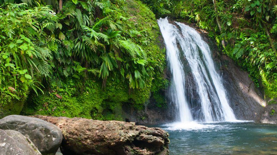 Les aventuriers de la cascade perdue