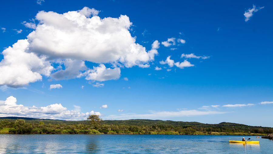 3 destinations de kayak