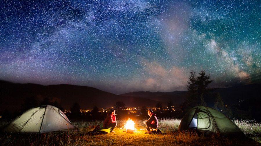 Mieux dormir grâce au camping