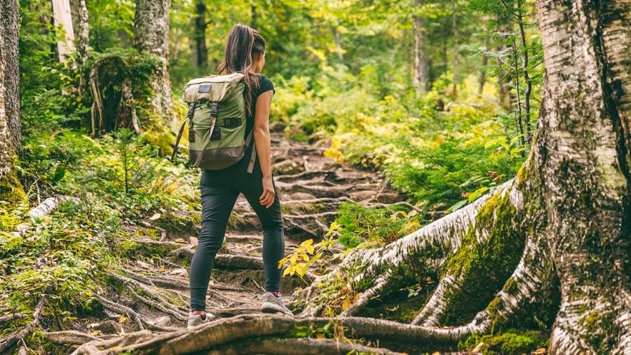 De l'argent du gouvernement pour les sentiers de randonnée du Québec