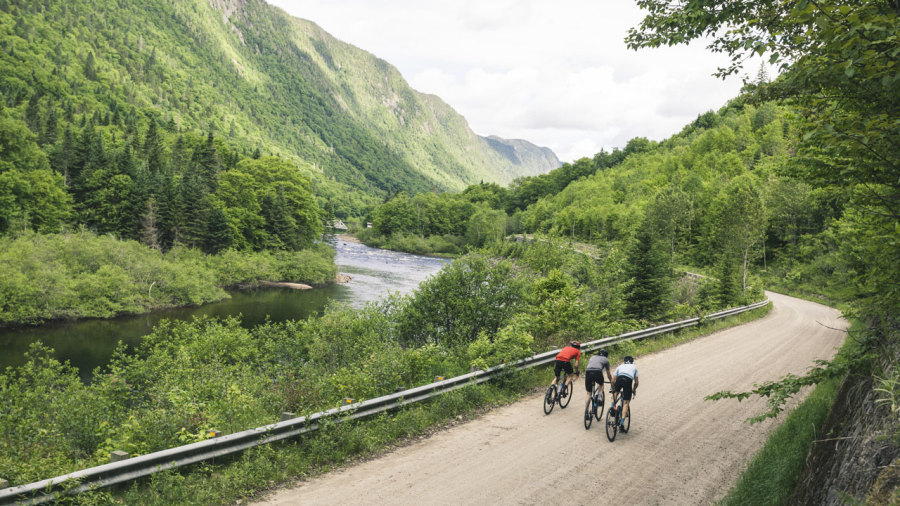 Grinduro : le nouveau festival charlevoisien de gravel bike