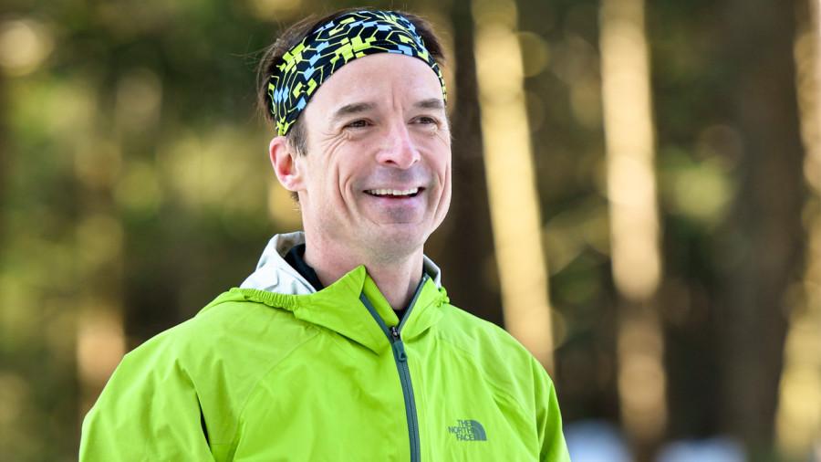 Patrick Charlebois, le marathon man québécois