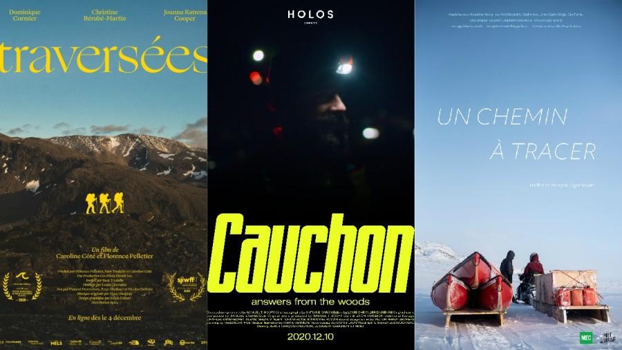 3 nouveaux films d'aventure québécois à voir