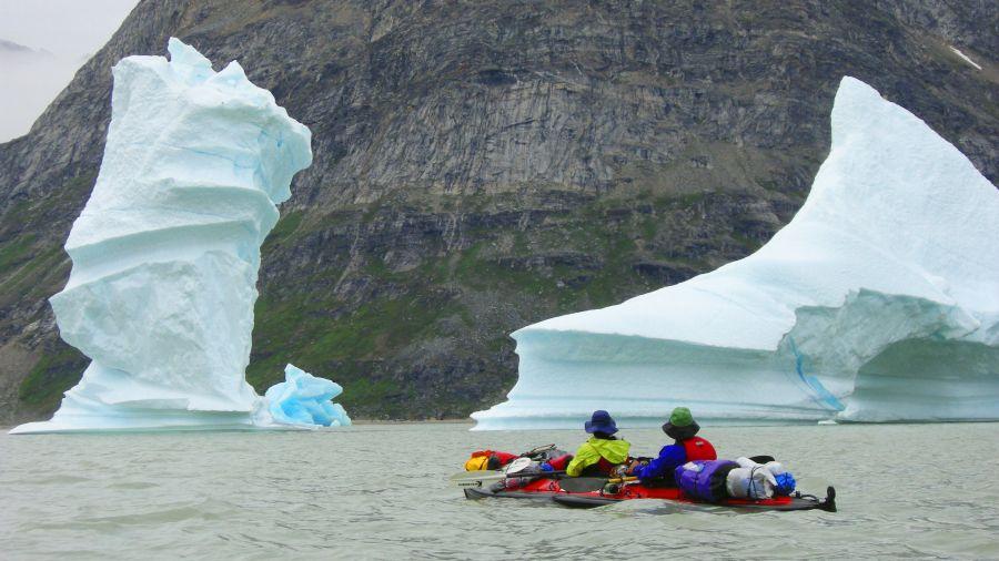 Aventures à réaliser : Kayak de mer au Groenland