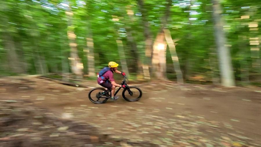 De nouveaux sentiers de vélo de montagne au Mont Sutton