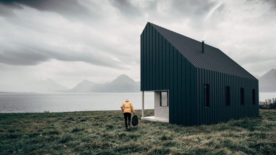 Des refuges futuristes livrés en kit
