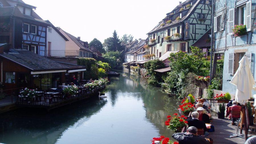 Le meilleur cru à vélo : Alsace