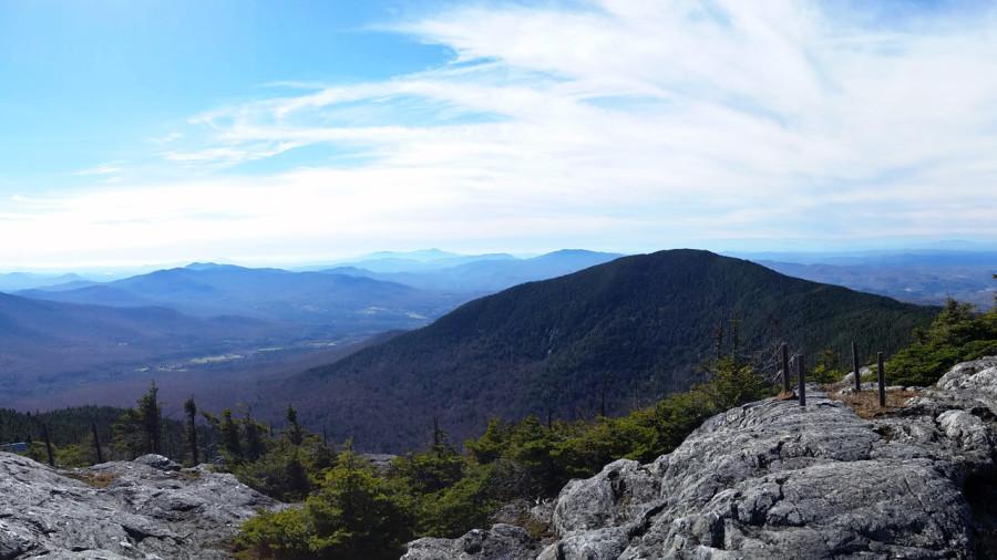 Rando express : Jay Peak, Green Mountains