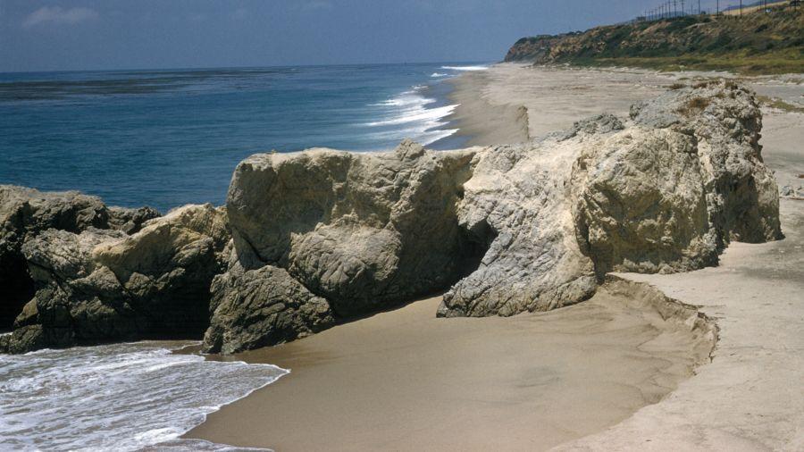Sentiers de Los Angeles: Sandstone à Tri-Peaks