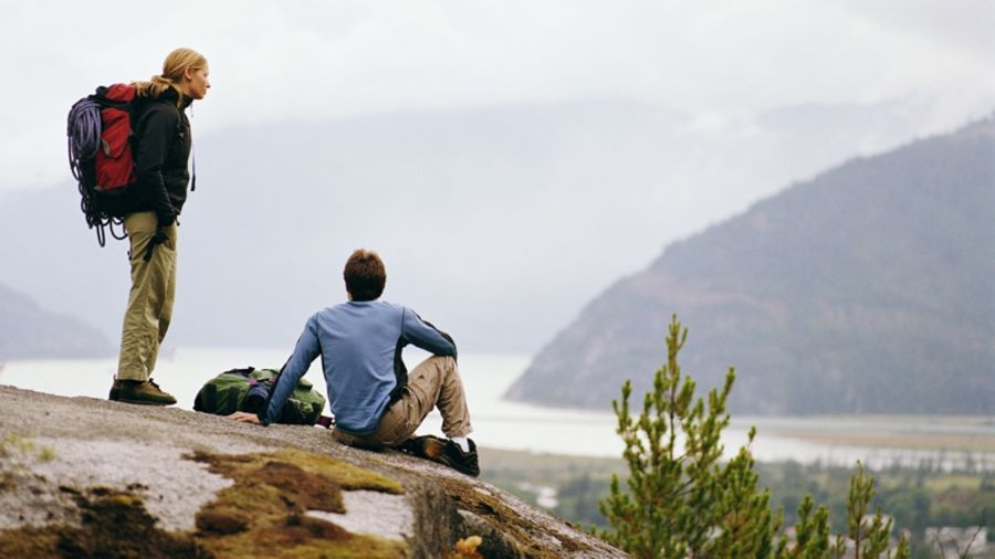Randonnées tranquilles : Sentier international des Appalaches