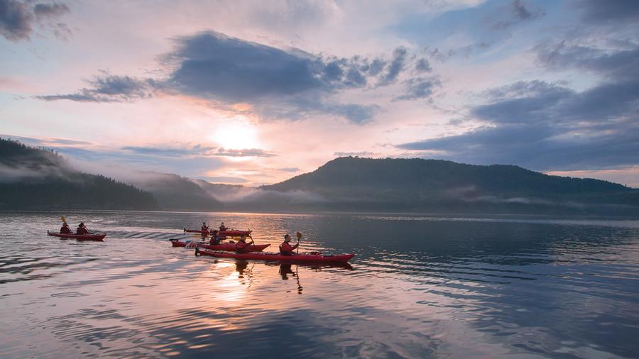 Kayak de mer au Québec : 5 itinéraires triés sur le volet