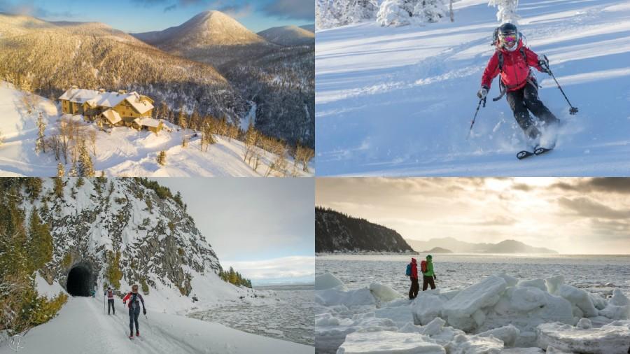 25 expériences d'hiver à vivre une fois dans sa vie au Québec