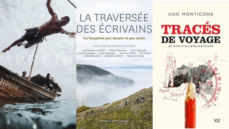 3 livres québécois à dévorer dès maintenant