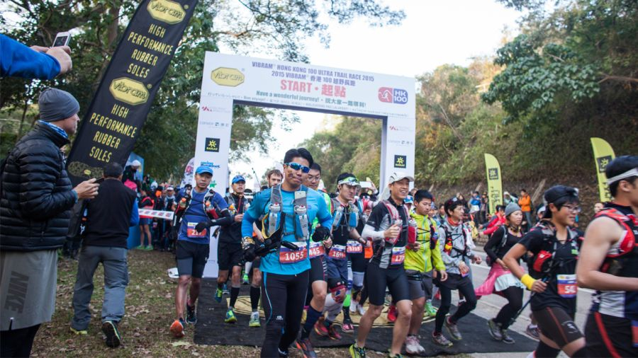 Ultra-Trail World Tour : Frissons à Hong Kong