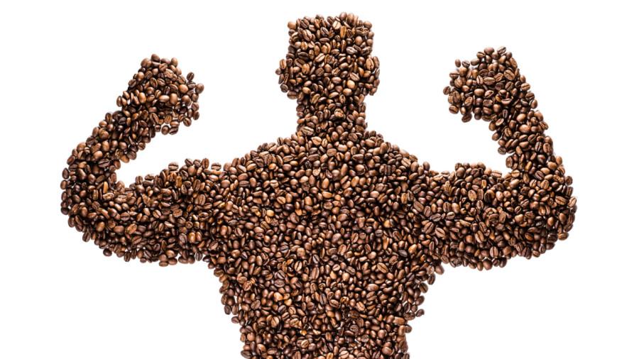 Un p'tit café le matin décuple la force musculaire