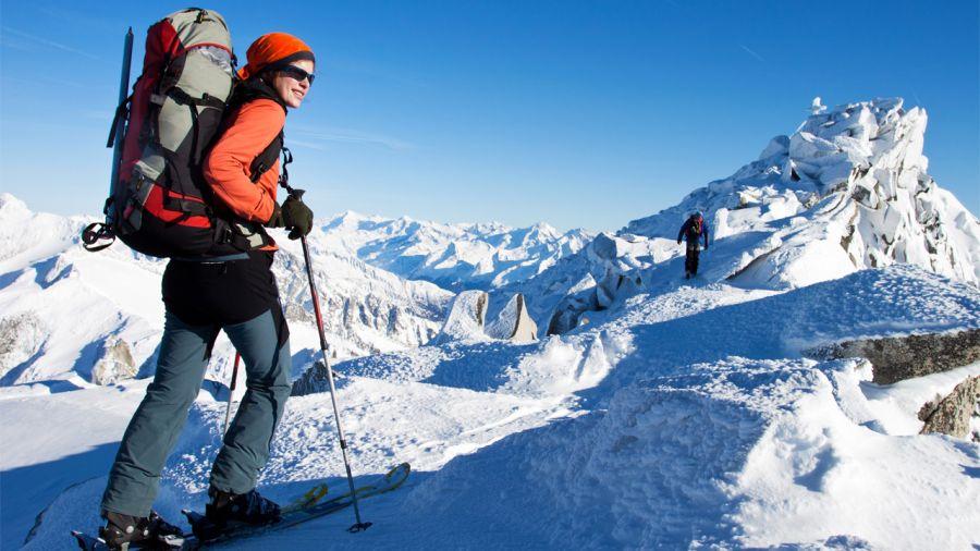 Skier de refuge en refuge dans le Maine sauvage : Le 100 Mile Wilderness