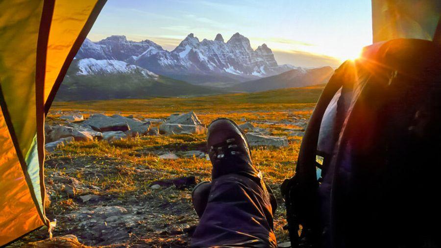 Camping : les 10 plus beaux sites des parcs nationaux du Canada