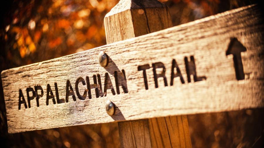 Record de vitesse sur l'Appalachian Trail