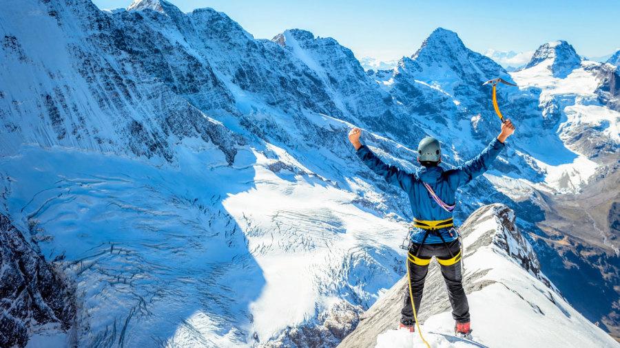 Haute montagne : 5 sommets pour alpinistes en devenir