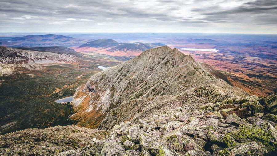 Mont Katahdin : Le joyau de l'Est de l'Amérique