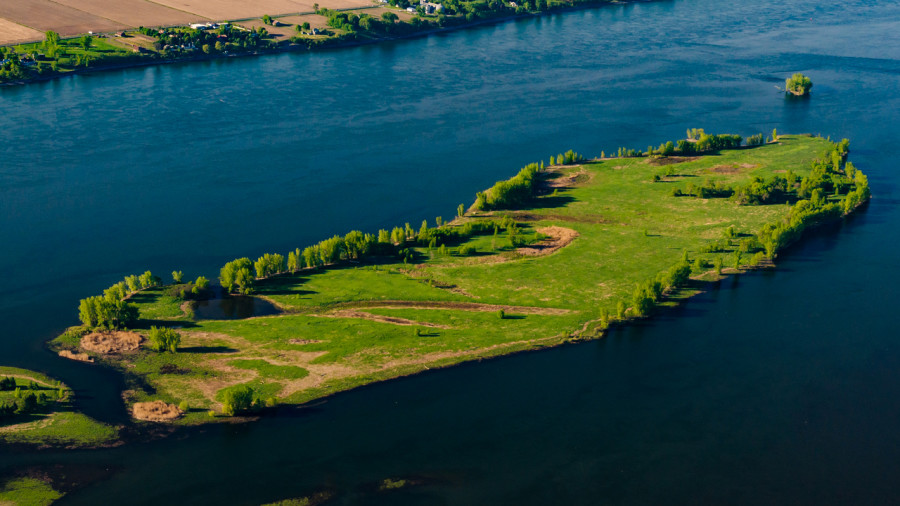 Montréal : quatre nouvelles îles accessibles en kayak