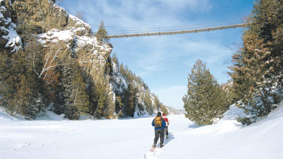 Parc national d'Aiguebelle : pour s'évader