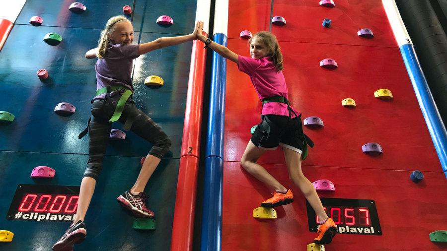 5 conseils pour vaincre le vertige dès l'enfance