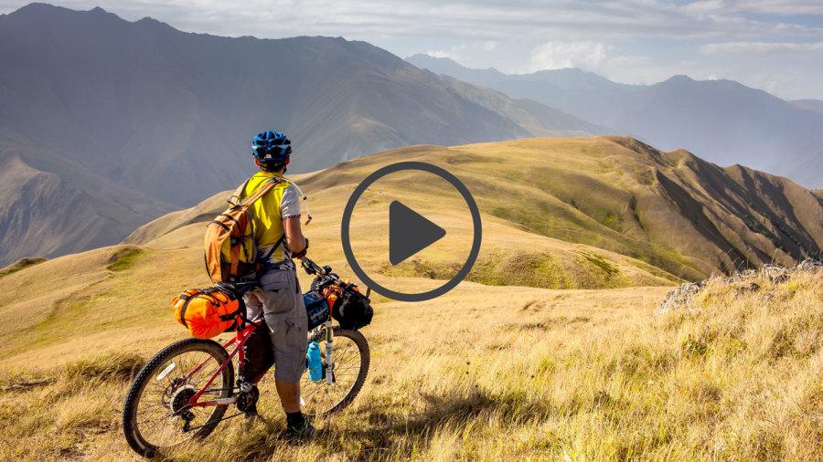 Vidéos : 5 aventures de rêve en vélo d'aventure