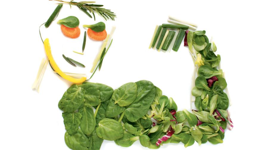 Le régime végétalien, adapté aux sportifs?
