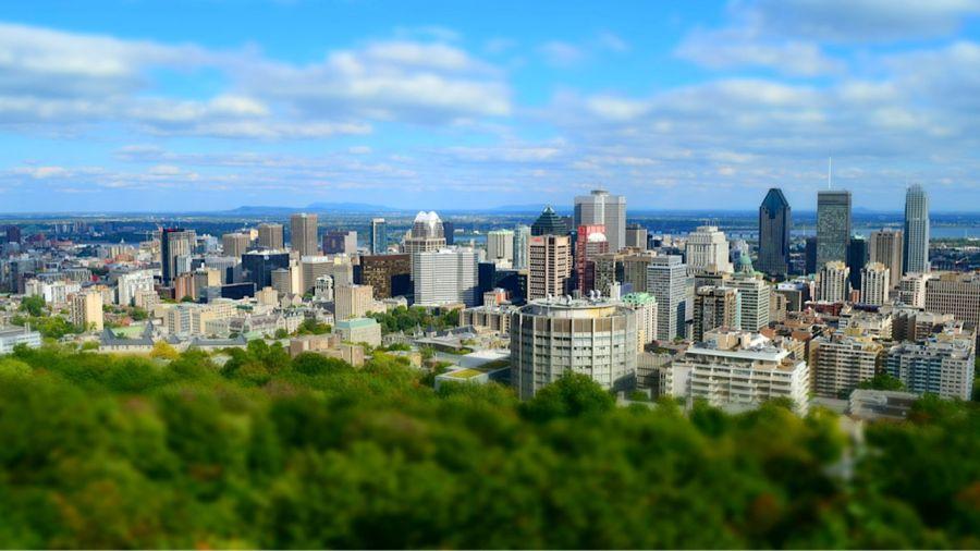Montréal et Québec au pas de course