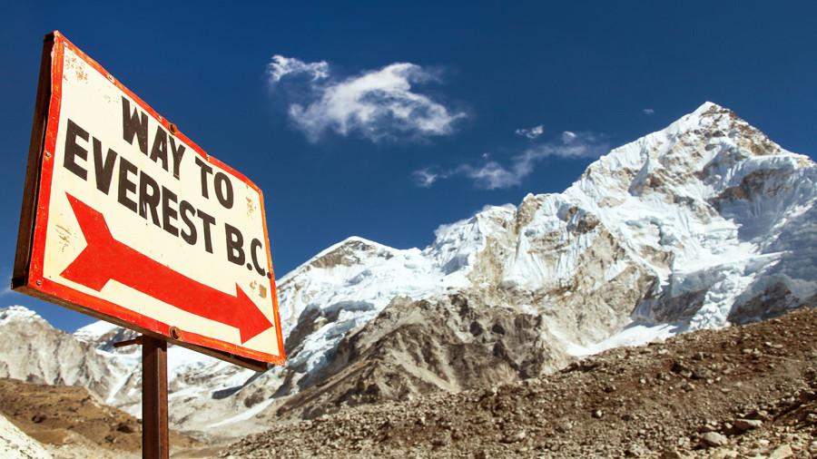 Everest: le toubib avant le sommet?