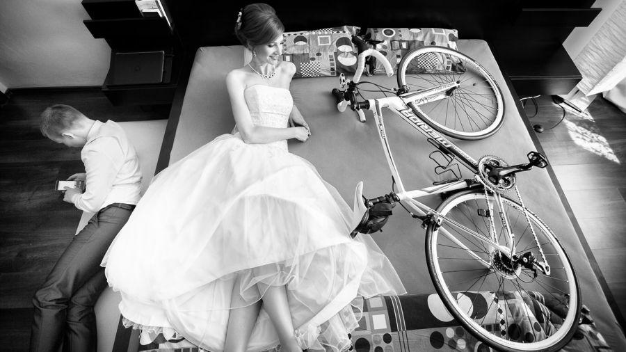 10 signes qui prouvent que tu préfères ton vélo à ta blonde/ton chum !
