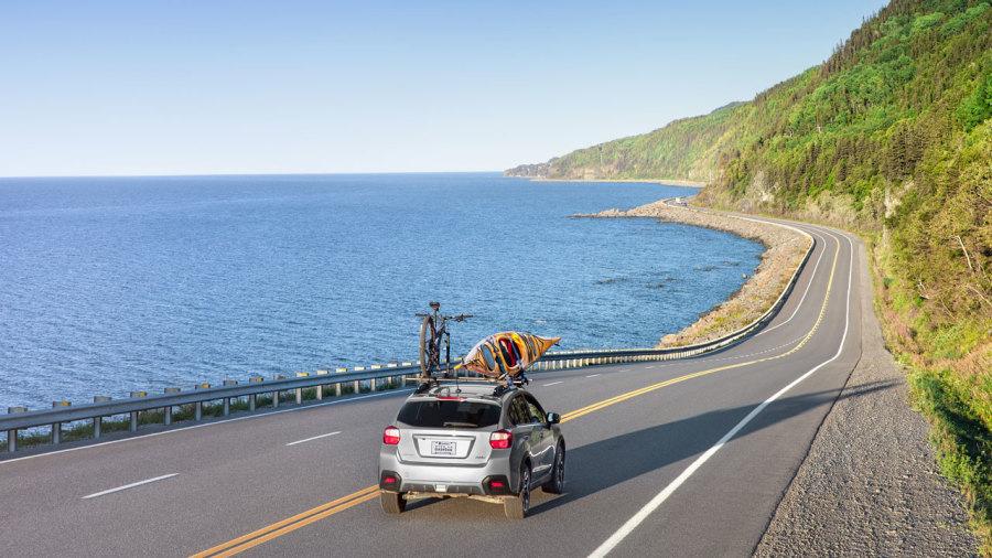 5 routes du Québec pour un road trip actif