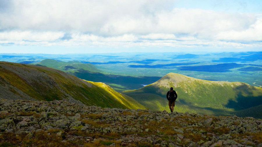 Les 10 plus hauts sommets à gravir au Québec